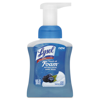LYSOL Brand Touch of Foam Antibacterial Hand Wash
