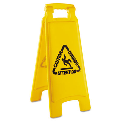 UNISAN Site Safety Wet Floor Sign