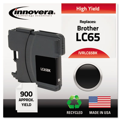 Innovera LC65BK, LC65C, LC65M, LC65Y Ink