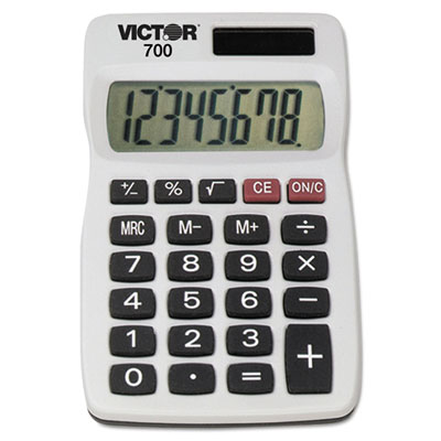 Victor 700 8-Digit Calculator