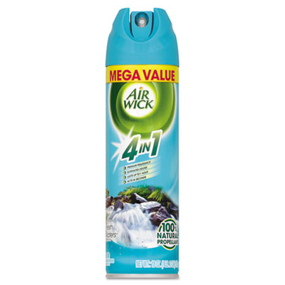 Air Wick MEGA-SIZE 4 in 1 Aerosol Air Freshener
