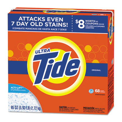 Tide HE Laundry Detergent