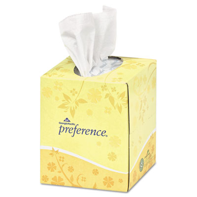 Georgia Pacific Professional preference Cube Box Facial Tissue