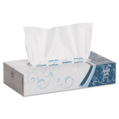 Georgia Pacific Professional Angel Soft ps Ultra Premium Facial Tissue