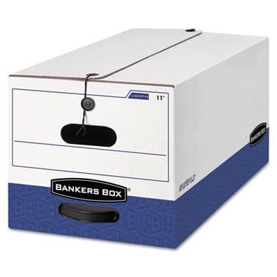 Bankers Box LIBERTY Heavy-Duty Strength Storage Boxes