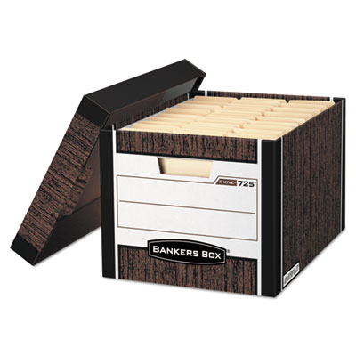 Bankers Box R-KIVE Heavy-Duty Storage Boxes