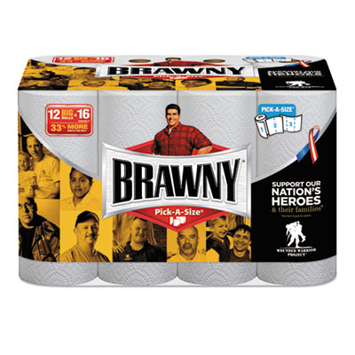 Georgia Pacific Brawny Paper Towels