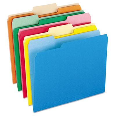 Pendaflex Colored File Folders