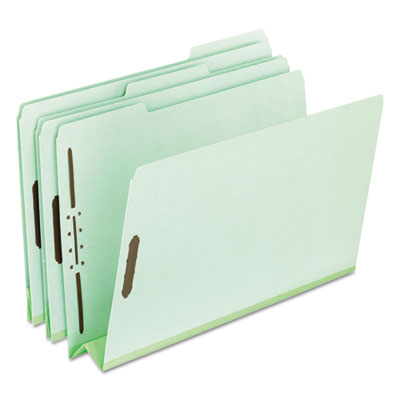 Pendaflex Heavy-Duty Pressboard Folders with Embossed Fasteners