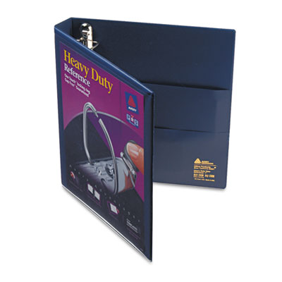 Avery Heavy Duty Nonstick View Binder with Locking One Touch EZD Ring