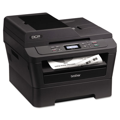 Brother DCP-7065DN Compact Multifunction Laser Copier with Networking and Duplex Printing