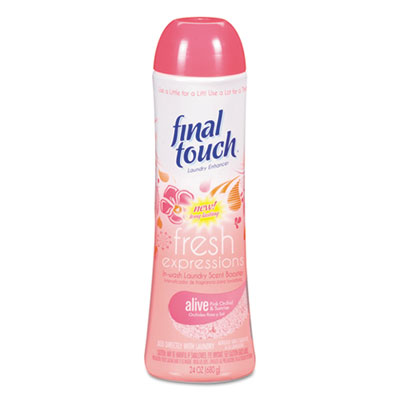 Final Touch Fresh Expressions In-Wash Laundry Scent Booster