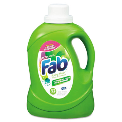 Fab 2X HE Laundry Detergent