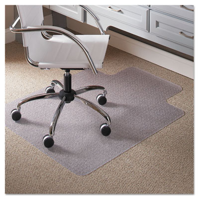 ES Robbins EverLife Chair Mats for Flat to Low Pile Carpet