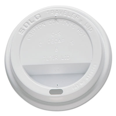 SOLO Cup Company Traveler Drink-Thru Lid
