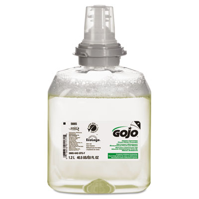 GOJO TFX Green Certified Foam Soap Refill