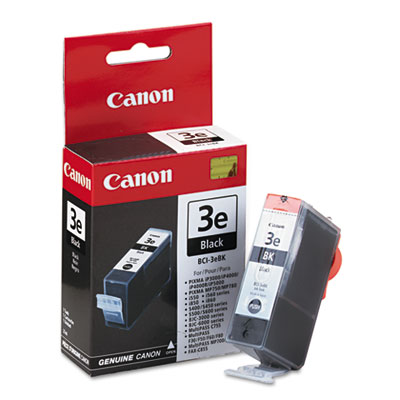 Canon BCI3EBK, DT4479A003 Ink Tank