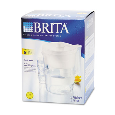 Brita Classic Water Filter Pitcher