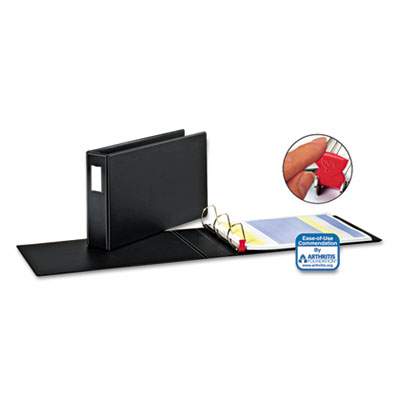 Cardinal Premier EasyOpen Tabloid Locking Slant-D Ring Binders