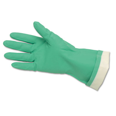 Memphis Flock-Lined Nitrile Gloves