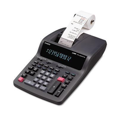 Casio FR2650TM Desktop Calculator