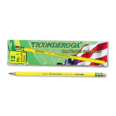Ticonderoga Pencils with Microban