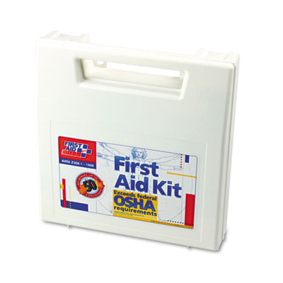 First Aid Only Bulk First Aid Kits, for Up to 50 People