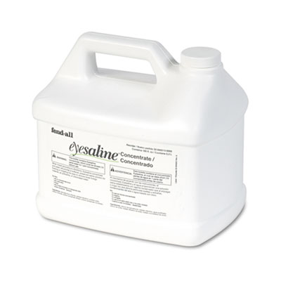 Honeywell Fendall Saline Concentrate Refill for Porta Stream II