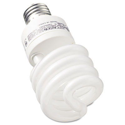 GE Energy Smart Compact Fluorescent Spiral Light Bulb