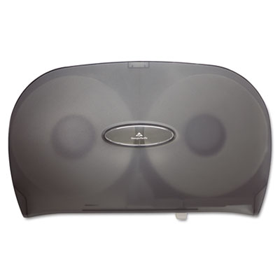 Georgia Pacific Professional Jumbo Jr. Two-Roll Bathroom Tissue Dispenser