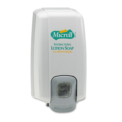 GOJO MICRELL NXT Antibacterial Lotion Soap Dispenser