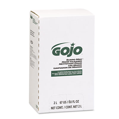 GOJO SUPRO MAX Hand Cleaner in Pouch