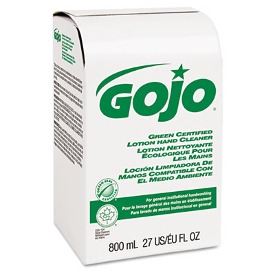 GOJO 800-ml Bag-in-Box Refills