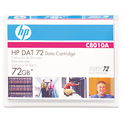 HP 1/8 inch Tape DDS Data Cartridge