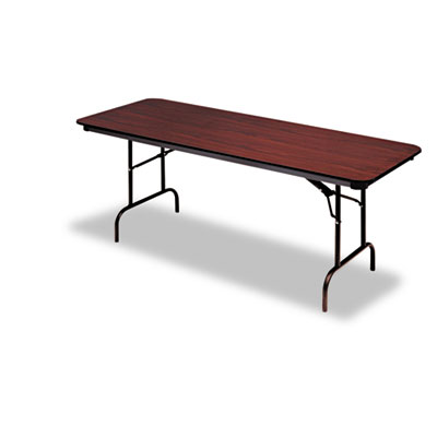 Iceberg Premium Wood Laminate Folding Table