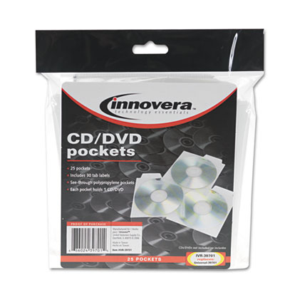 Innovera CD Pocket