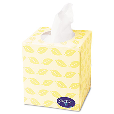 KIMBERLY-CLARK PROFESSIONAL* SURPASS* Facial Tissue