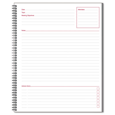 Cambridge Limited Meeting Notebook