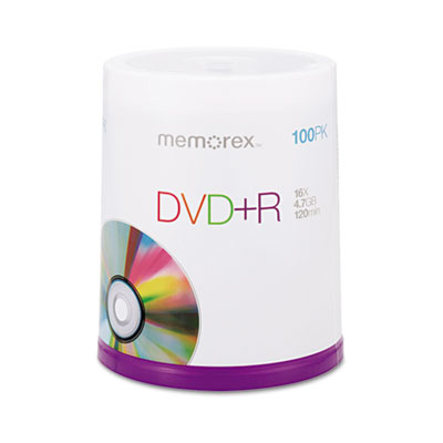 Memorex DVD+R Recordable Disc