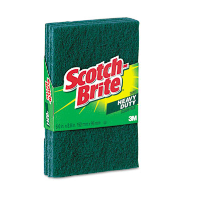 Scotch-Brite Heavy Duty Scouring Pad