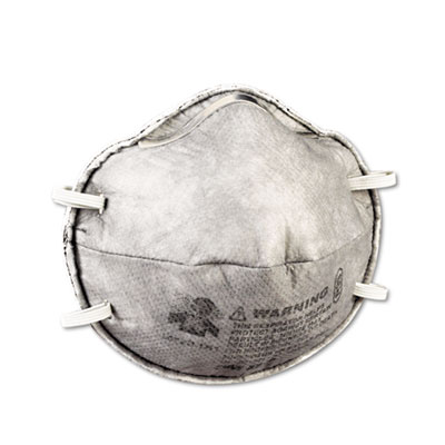 3M N95 Particulate Respirator 8247 With Nuisance-Level Organic Vapor Relief