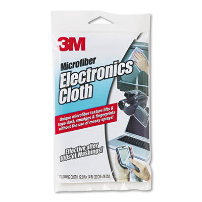 3M Microfiber Electronics Cleaning Cloth