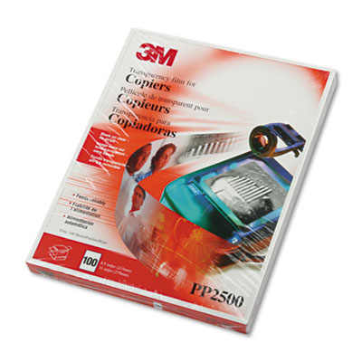 3M Transparency Film for Laser Copiers