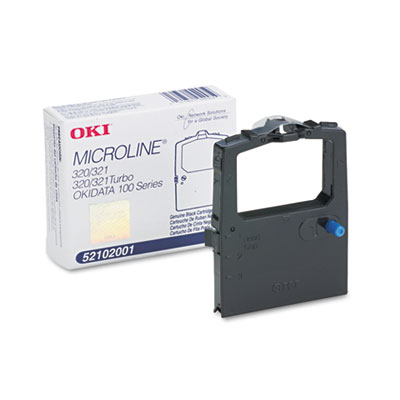Oki 52102001 Printer Ribbon