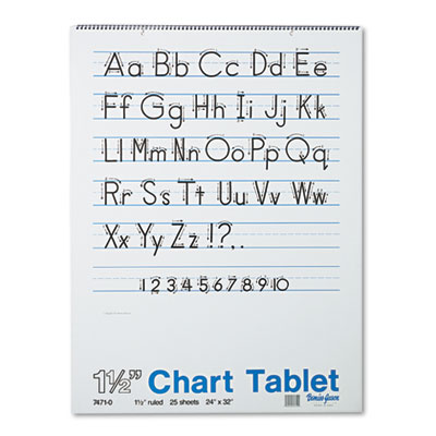Pacon Chart Tablets