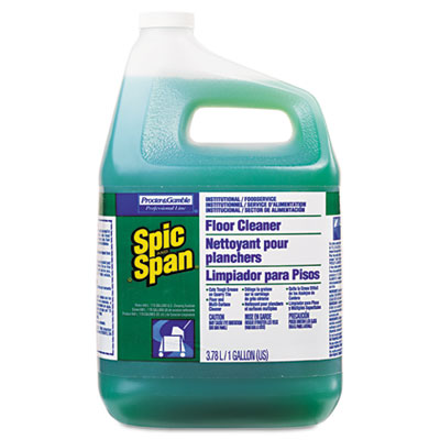Spic and Span Liquid Floor Cleaner