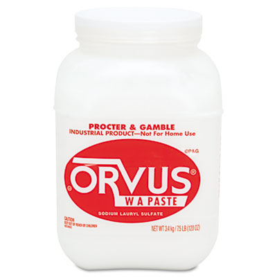 Orvus W A Paste Cleaner
