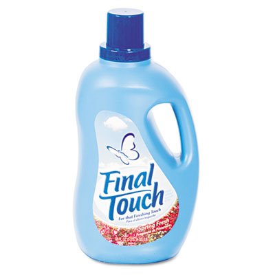 Final Touch Liquid Fabric Softener