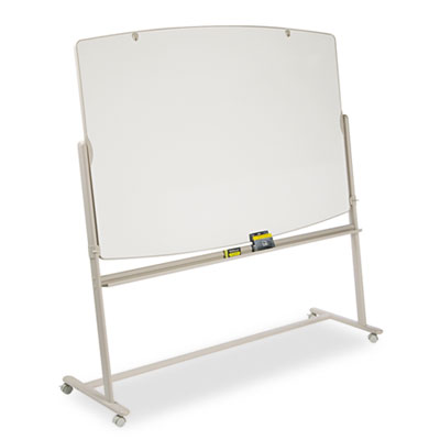Quartet Total Erase Reversible Mobile Presentation Easel