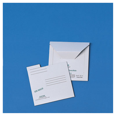 Quality Park Redi-File Disk Pocket/Mailer